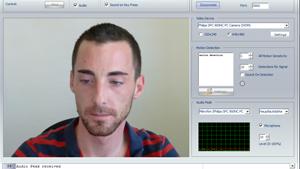 Eye tracking User video
